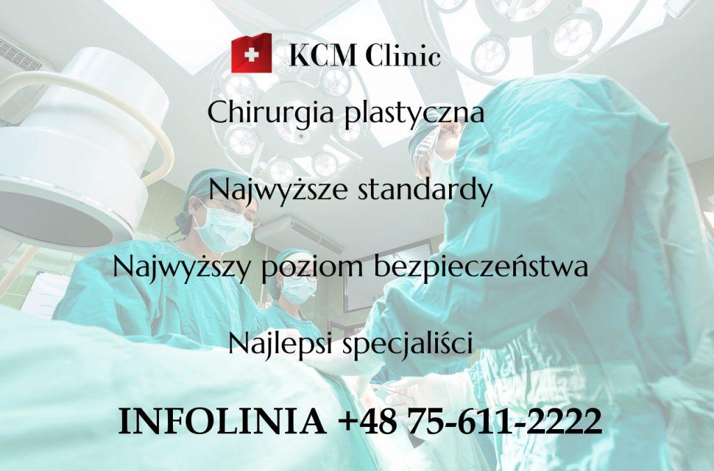 Chirurgia plastyczna KCM Clinic